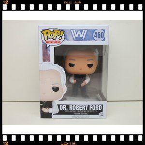 Pop~TV~Television~460~Dr~Robert~Ford~Westworld~